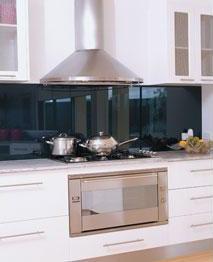 Hamptons Kitchen Splashback Gold Coast