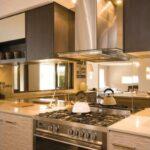 mirror splashback kitchen Nerang
